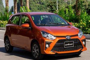 Toyota Wigo 2020 giá từ 352 triệu đồng tại Việt Nam: Thêm trang bị, bản AT giảm 21 triệu đồng, chạy đua để đối đầu VinFast Fadil