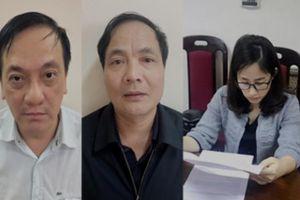 Diễn biến tố tụng mới nhất vụ án xảy ra tại Ngân hàng BIDV