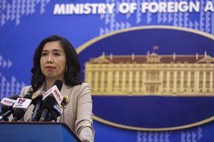 Tiến hành bảo hộ 12 thuyền viên bị kẹt tại Malaysia