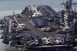 Tên lửa diệt hạm Trung Quốc có dọa được tàu sân bay Mỹ?