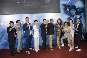 Dàn sao Việt háo hức tại buổi họp báo phim Đỉnh mù sương
