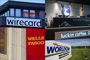 Luckin, Wells Fargo và loạt bê bối gian lận lớn nhất 40 năm qua