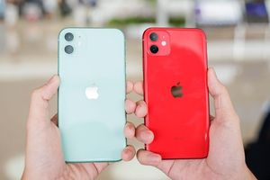iPhone 11 giảm giá xuống dưới 18 triệu đồng