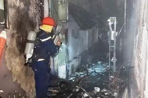 Cháy khách sạn trong đêm ở Đà Nẵng