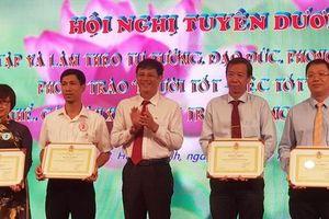 TP HCM vinh danh y - bác sĩ tham gia phòng chống dịch
