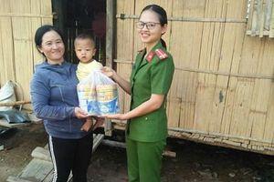 Hiệu quả 'Quỹ tình thương' của nữ chiến sĩ Công an huyện Đăk Tô