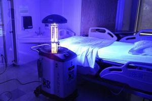 Đèn chiếu tia UV có diệt được virus Corona?