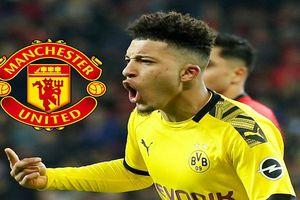 Jadon Sancho ra điều kiện để gia nhập Man United
