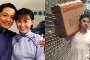 Cựu diễn viên ATV đi giao hàng, bốc vác, tiếp thị nuôi vợ và 4 con