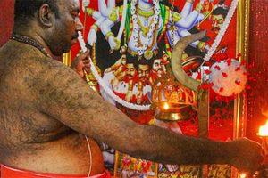 Ấn Độ: 'Phong thần' cho virus corona, ngày ngày thờ cúng, cầu nguyện