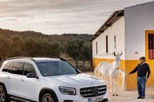 Có gì đặc biệt ở chiếc Mercedes-Benz GLB giá bán 2,1 tỷ đồng vừa ra mắt người dùng?