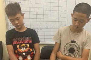 Thiếu niên 17 tuổi điều hành các 'chân rết' là trẻ vị thành niên vận chuyển ma túy
