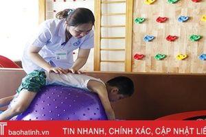 Giúp trẻ bị rối loạn phổ tự kỷ ở Hà Tĩnh, cần sự chung tay của cộng đồng