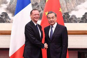 Trung Quốc và Pháp tổ chức Đối thoại chiến lược lần thứ 20