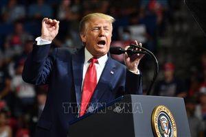 Bầu cử Mỹ 2020: Đảng Cộng hòa thu hẹp quy mô tổ chức Đại hội Quốc gia