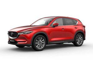 Mazda CX-5 giảm giá 120 triệu đồng tại Việt Nam, 'đe nẹt' Hyundai Tucson, Honda CR-V