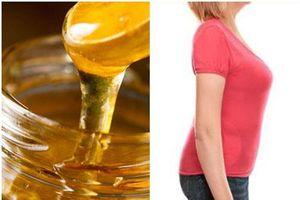 Uống mật ong trước khi ngủ tốt chẳng kém thần dược, điều số 2 chị em rất thích