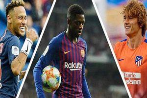 Barcelona muốn đổi 2 'ngôi sao' lấy Neymar