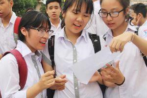 Đáp án đề thi vào lớp 10 môn Toán tỉnh Khánh Hòa năm 2020