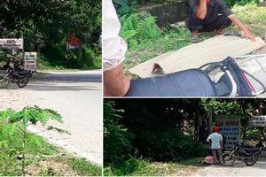 Thực hư thông tin cụ ông 80 tuổi tử vong do bị taxi bỏ dọc đường