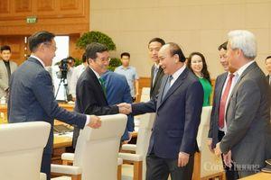 Thủ tướng Chính phủ: Không để doanh nghiệp phá sản và phải nỗ lực tăng trưởng ở mức cao