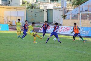 8 đội bóng tranh tài giải U13 tỉnh Khánh Hòa