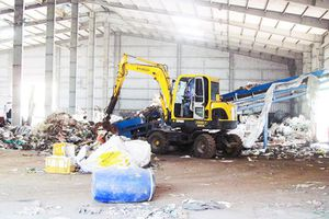 Xây dựng nhà máy xử lý rác: Không thể chậm trễ