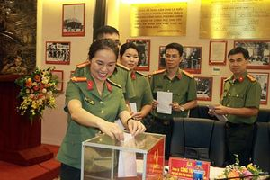 Nâng cao hiệu quả hoạt động công tác Công đoàn trong CAND