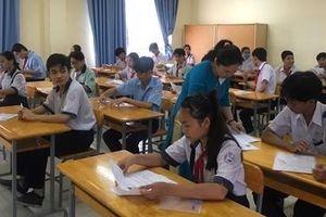 Môn thi Ngoại ngữ vào lớp 10 tại TP Hồ Chí Minh vừa sức thí sinh