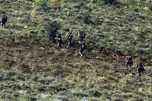 Trinh sát cơ Thổ Nhĩ Kỳ đâm vào vách núi, toàn bộ phi hành đoàn thiệt mạng