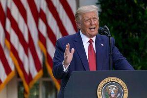 Tổng thống Trump: EU được thành lập để lợi dụng Mỹ