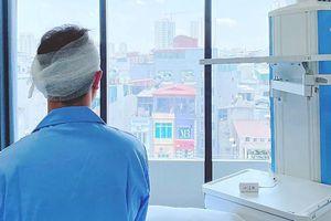 Ca sĩ Đăng Khôi nhập viện phẫu thuật viêm tai cấp