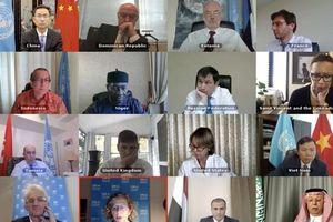Hội đồng Bảo an họp về tàu chở dầu FSO Safer ngoài khơi Yemen
