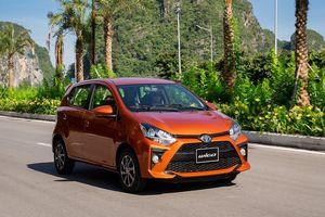 Khám phá Toyota Wigo 2020 giá từ 352 triệu đồng