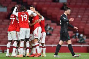 Ngược dòng hạ Liverpool, Arsenal thắp lại hy vọng dự cúp châu Âu