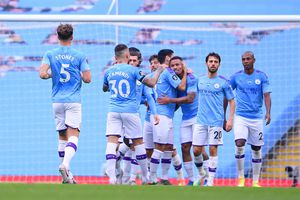 Kết quả Ngoại Hạng Anh: Man City hạ Bournemouth, Tottenham bám sát top 7