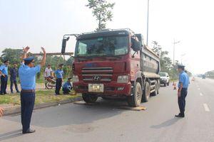 Xử lý nghiêm các vi phạm, tăng cường giải pháp đột phá chống ùn tắc giao thông