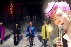 Lần cuối cùng 5 thành viên Big Bang đứng chung sân khấu