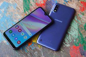 Samsung ra mắt smartphone Galaxy M01s giá rẻ