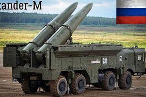 NATO giật mình khi tên lửa tầm trung Nga sát biên giới
