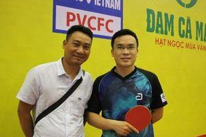 Sự trở lại của tay vợt Trần Huy Bảo