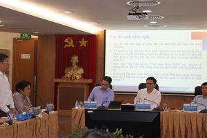 Tổng giám đốc PVN Lê Mạnh Hùng làm việc tại PTSC