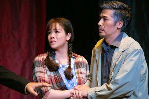 Nhật Kim Anh lần đầu đóng kịch
