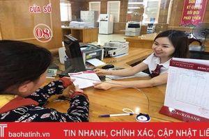 Agribank Hà Tĩnh II đứng thứ 2 trên toàn quốc về chỉ số kinh doanh