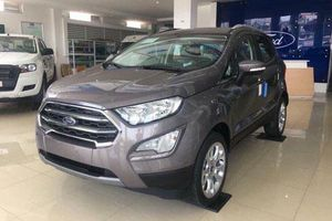 Bảng giá xe Ford tháng 7/2020: 5 sản phẩm giảm giá