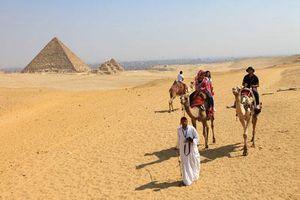 Những câu chuyện quanh Kim tự tháp