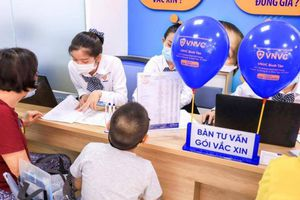 VNVC Bình Tân đi vào phục vụ chích ngừa cho người dân ngoại thành TP.HCM