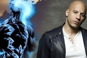Vin Diesel sắp hóa thân thành Black Bolt trong Inhumans