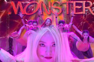 Irene khiến fan 'sốc visual' với tóc bạch kim, 'Monster' vượt 'How You Like That' (BLACKPINK) giành chiến thắng đầu tiên trên Music Bank