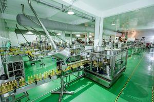 Doanh nghiệp trong các KCN tăng tốc sản xuất